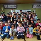 ★クリスマス会に総勢130名が参加!
