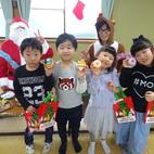 ★クリスマス会 園児の部 開催しました!
