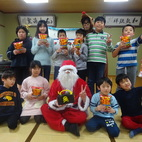 ★クリスマス会 小学生の部 開催しました!