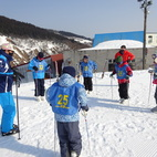 スキー教室に行ってきました!!